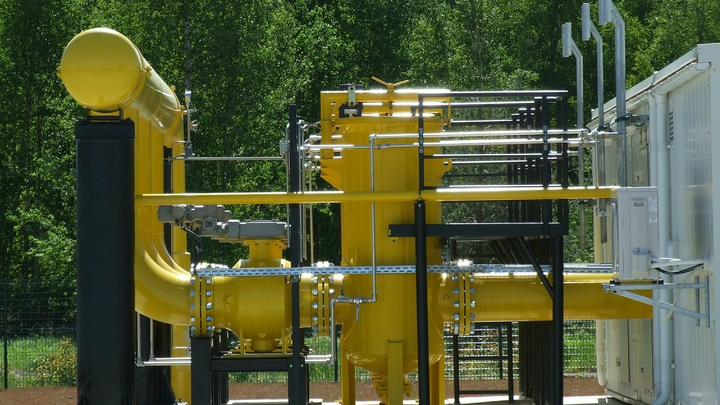Газпром отказался бронировать дополнительную прокачку газа через Украину