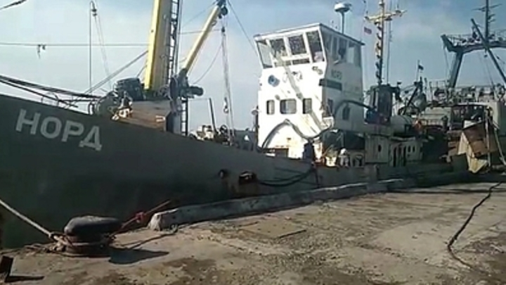 Вопросов просил не задавать: Исчезнувший на Украине капитан Норда вернулся домой