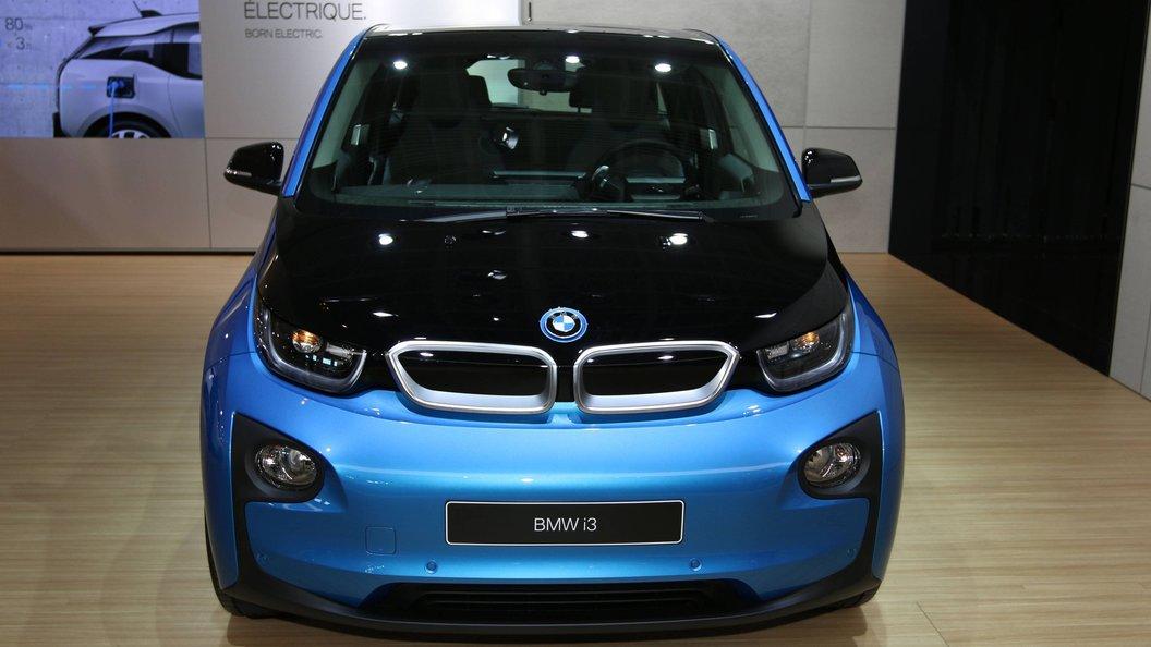У электромобиля BMW i3 появится спортивная модификации BMW i3s