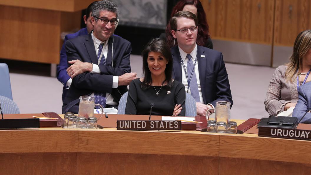 Постпред США сообщила, что Российская Федерация «убила» механизм расследования химатаки вСирии