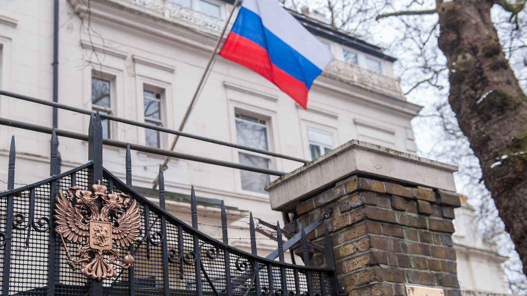 Убийство Глушкова имеет для Российской Федерации политическое измерение— ПосольствоРФ