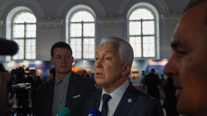 Список неполный: Отставки губернаторов в России могут не ограничиться семёркой - Гращенков