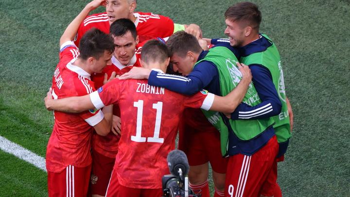 Сауна и нормальные пацаны: реакция сборной Украины на матч Россия-Финляндия