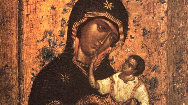 Муромская икона Пресвятой Богородицы. Православный календарь на 25 апреля