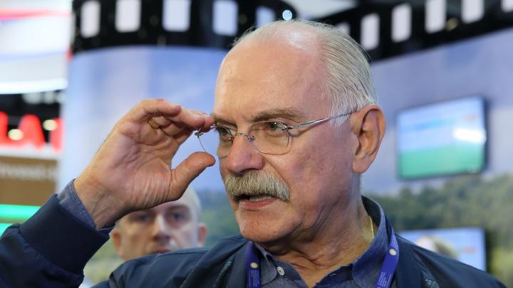 Какого хрена...: Михалков сдёрнул маски с западных агентов в России