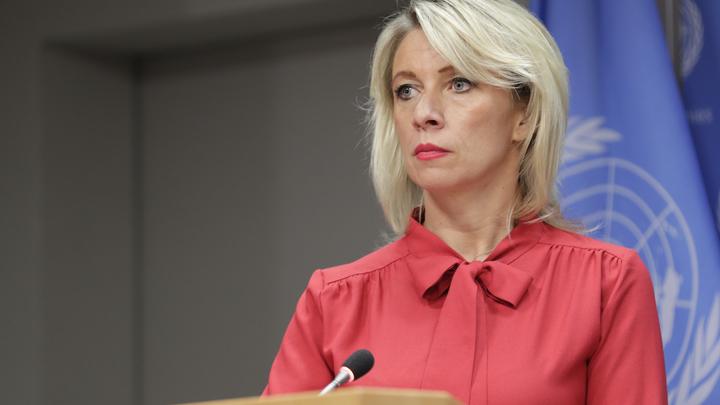 Захарова не сдержалась, комментируя устроенный Нидерландами