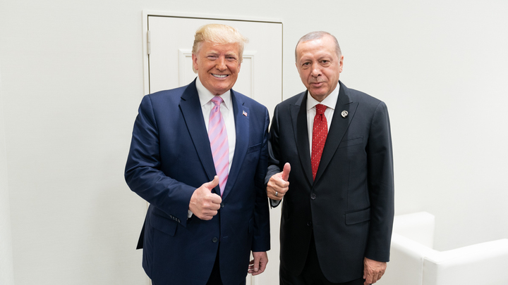 We will settle disagreements with the United States: the President of Turkey called the exact delivery time for the C-400 of Turkey
