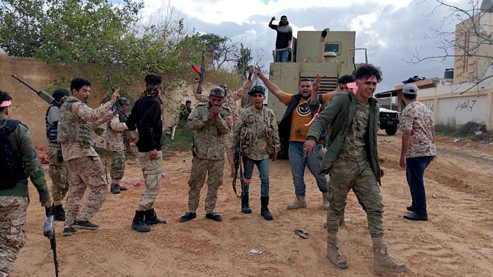 Ливия, мир: Путин должен совершить настоящий дипломатический подвиг