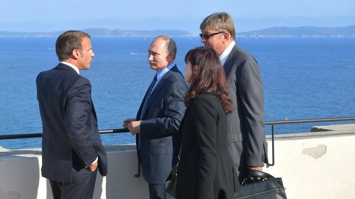 Макрон говорил с Путиным от лица всей Европы: Почему европейцы хотят сближения с Россией - эксперт