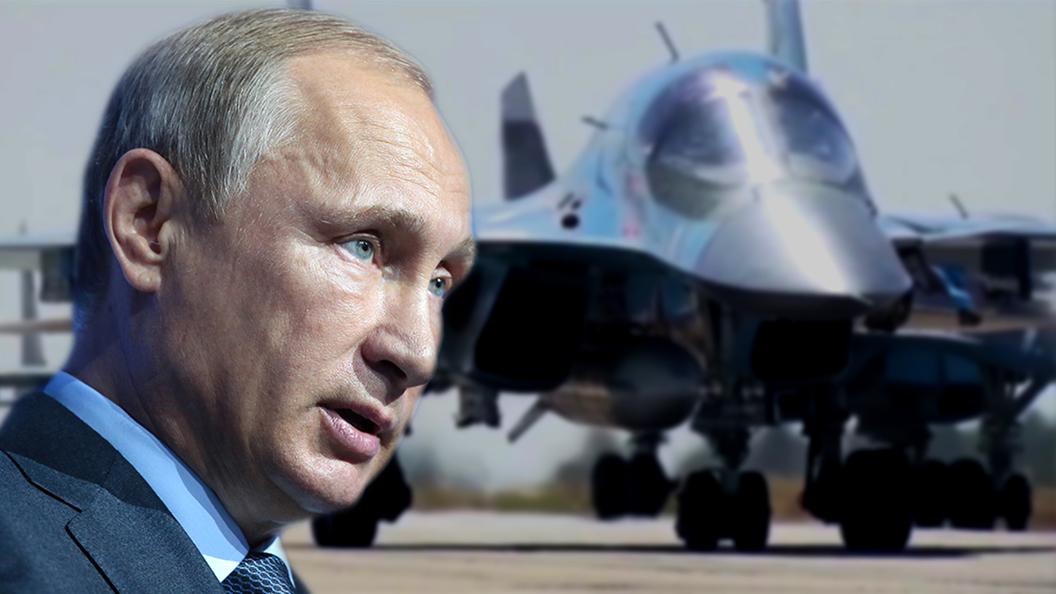 Путин назвал ошибки армии в Сирии