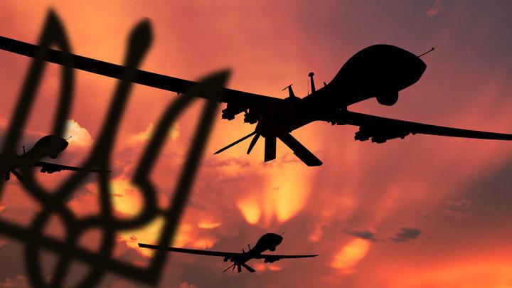 Украинские «люфтваффе» взяли на вооружение методы ИГИЛ