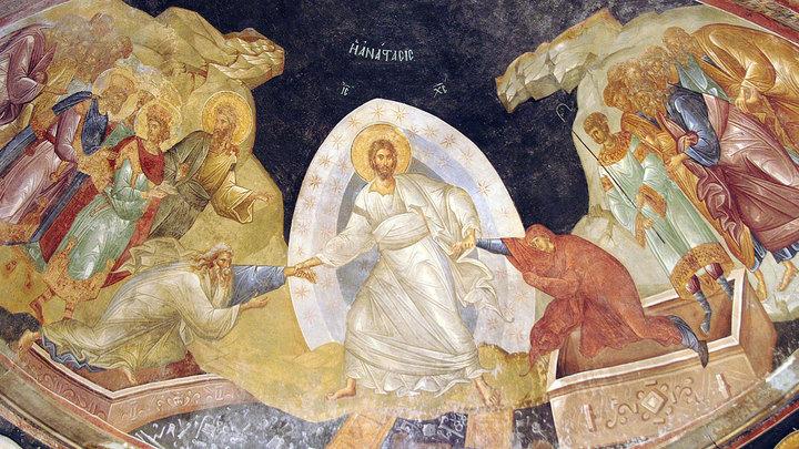 Великая Суббота. Православный календарь на 18 апреля
