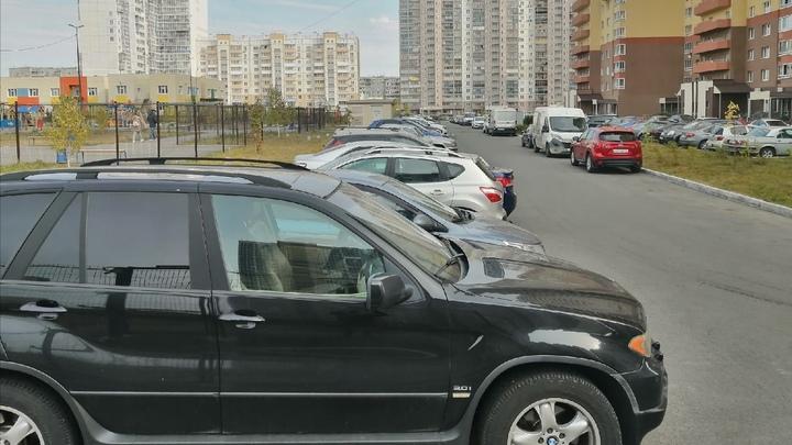 В Челябинске готов список улиц, где появятся платные парковки