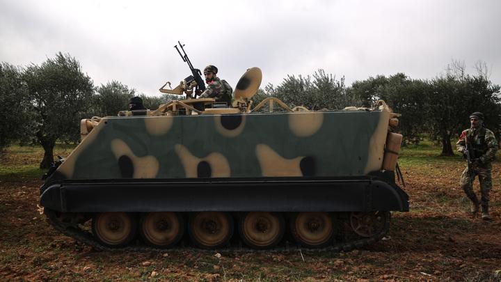 А домой они вернуться не хотят?: Турция ответила на артобстрел Сирии, поразив 101 цель