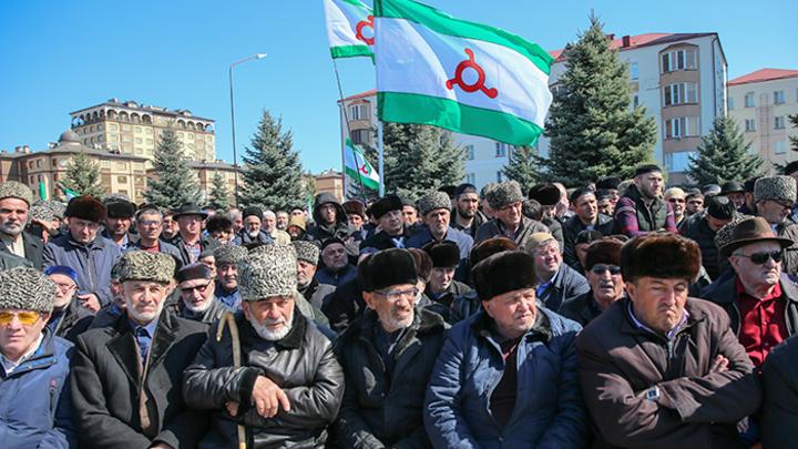 Оппозиция хочет убрать Евкурова руками народа?
