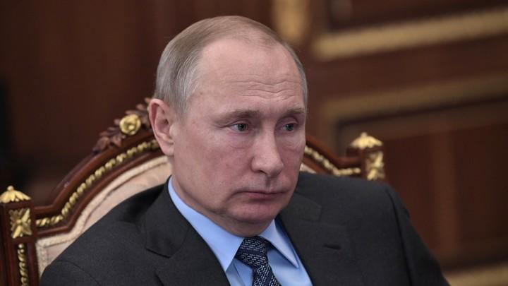 Путин после переговоров с Трампом заявил, что может стать светом в конце тоннеля