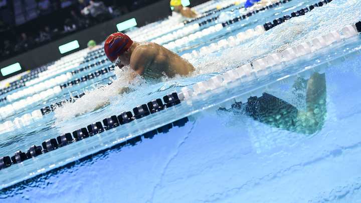 Двое белорусских пловцов на Олимпиаде вырвались в полуфинал