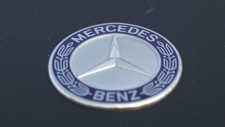 Подушки безопасности Mercedes будут спасать жизни пешеходов