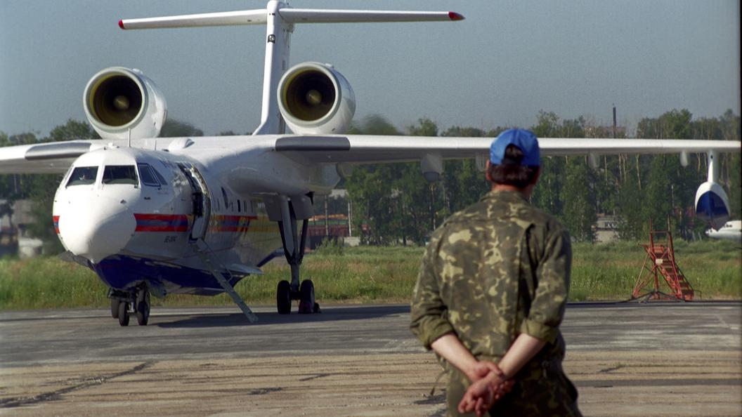 РФ откроет производство самолетов в КНР