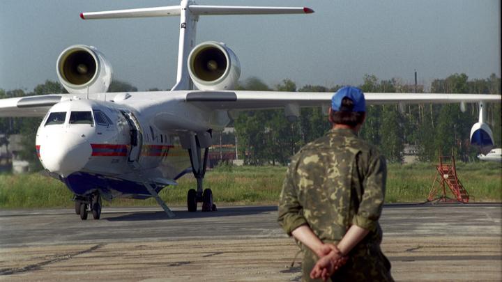 Россия приняла принципиальное решение продвигать Бе-200 в Китае