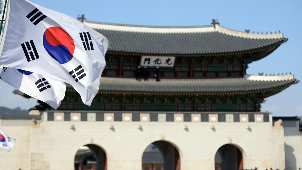 Сборная Южной Кореи прорвалась на чемпионат по футболу - 2018 в России