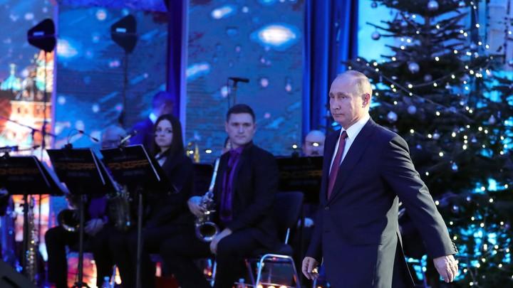 Порошенко в пролете: В списке мировых лидеров, которых поздравил Путин, не оказалось президента Украины