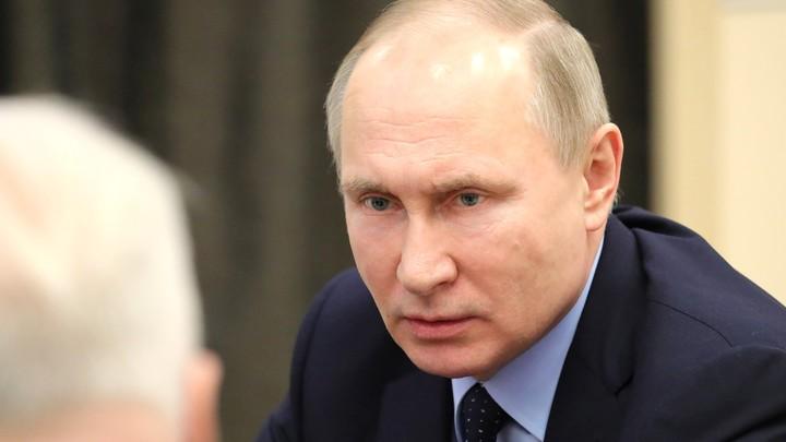 Путин: ИГИЛ еще способна на вылазки, надо пресечь дальнейшее распространение