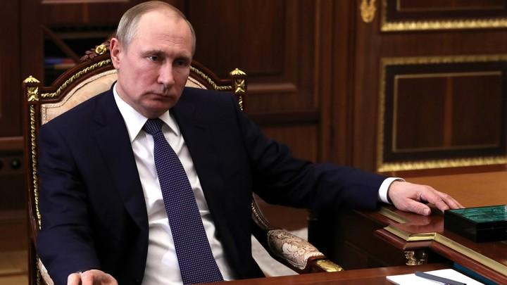 Путин указал Израилю на важность сохранения независимости Сирии