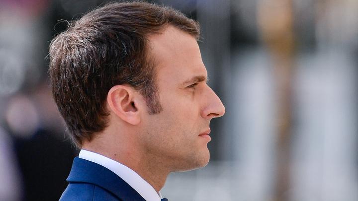 Макрон: Разбомбившая Сирию Франция хочет активно налаживать мирный диалог