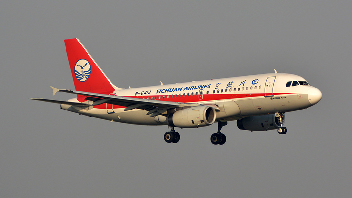 Попутный ветер сыграл злую шутку: В Сети появилось видео посадки самолета с разбитым стеклом