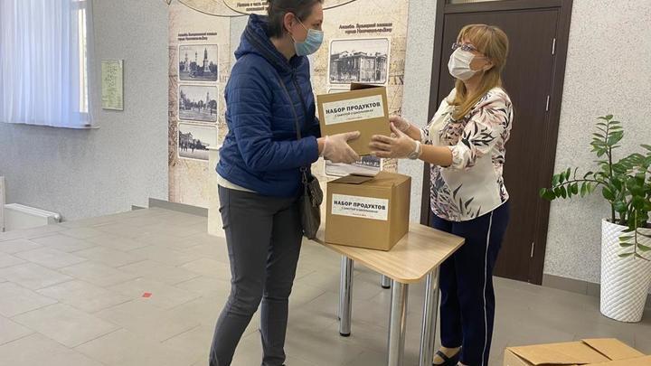 Кулич, консервы, крупа: Чем кормят школьников в Ростовской области во время карантина