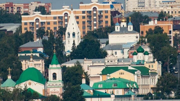 Отмечать 800-летие Нижнего Новгорода будут во всех районах города