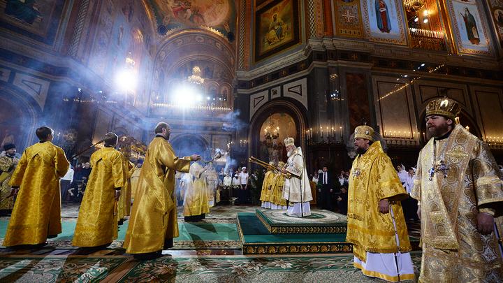 Константинополь не впервые поддерживает раскол в Русской Церкви - Патриарх Кирилл