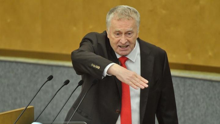 Если не хотят продавать - сожжём: Жириновский предложил избавиться от Ленина