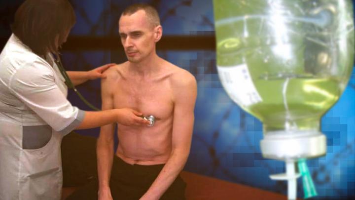 Сверхспособности: Как Сенцову удается голодать уже 150 дней