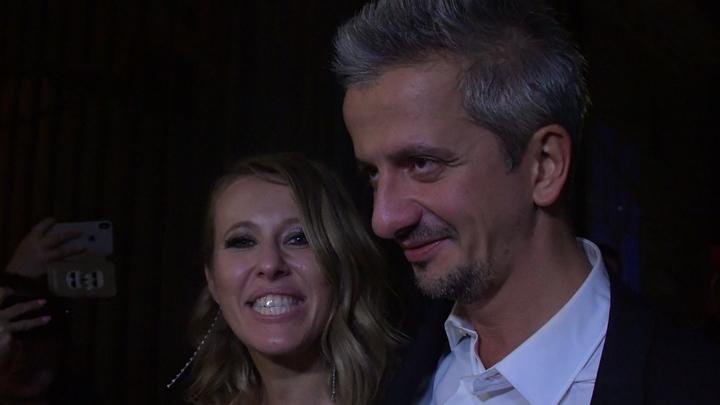 Привет, Андрей… Ой, ну прости!: Ксения Собчак и Первый канал снова запустили флешмоб с ванной