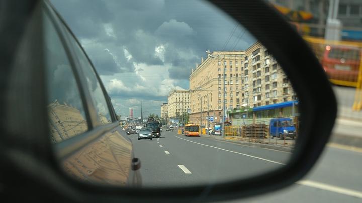В Москве две маршрутки столкнулись с тремя легковушками — источник