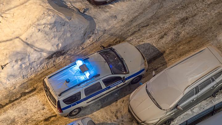 В Санкт-Петербурге пять человек пострадали в ДТП с полицейским автомобилем