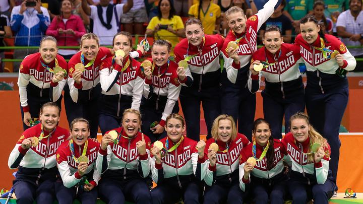 Золотой рейс России из Рио: Прямая трансляция