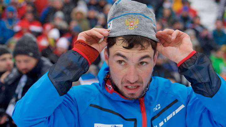 От побеждающего на кубке мира российского биатлониста потребовали извинений — СМИ