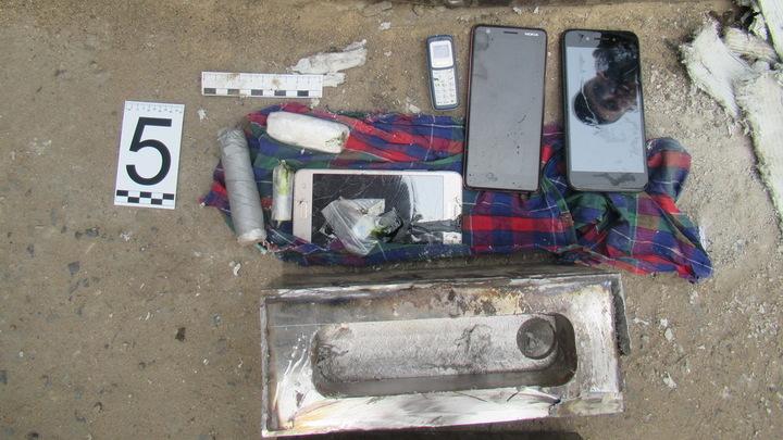 Не смог не куя: в Забайкалье заключённый пытался передать запрещёнку в стальном молоте