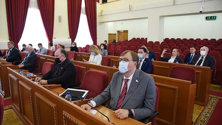 В Ростовской области создана рабочая группа для выполнения задач, поставленных Путиным в Послании