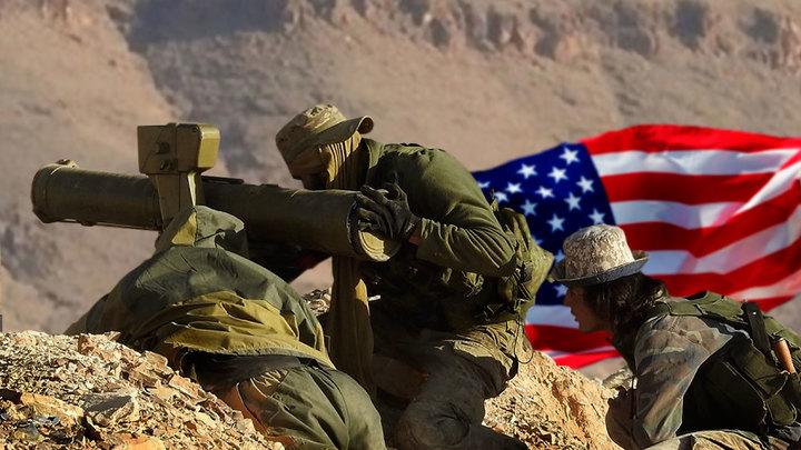 Американская база террористов окружена военными России и Сирии