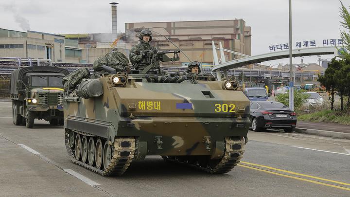 Названы условия, на которых США и Южная Корея заключат мир с Севером
