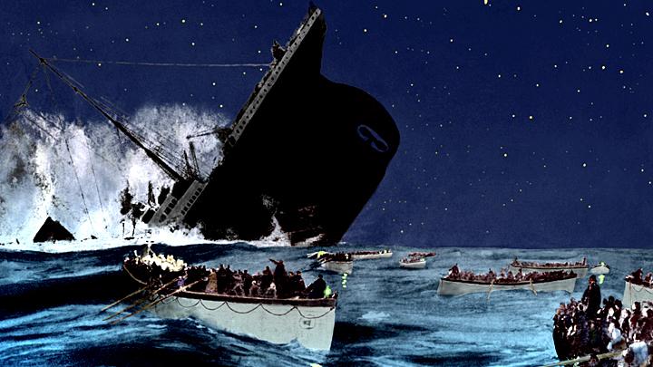 Крушение «Титаника»: Как человечество уходило на дно