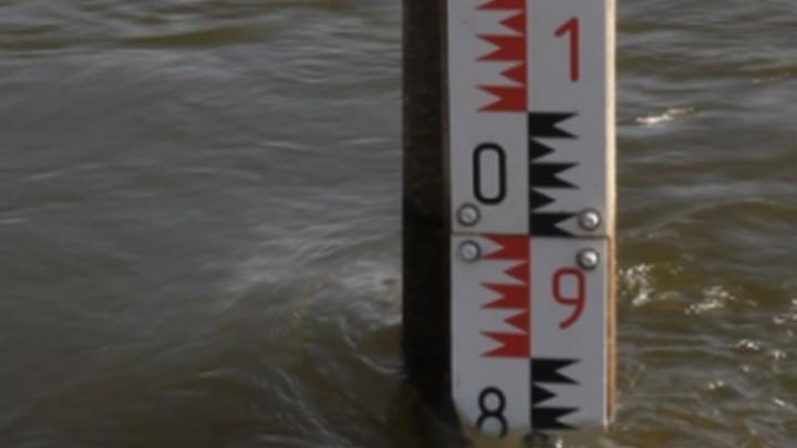 Уровень воды в реках Забайкалья продолжает подниматься