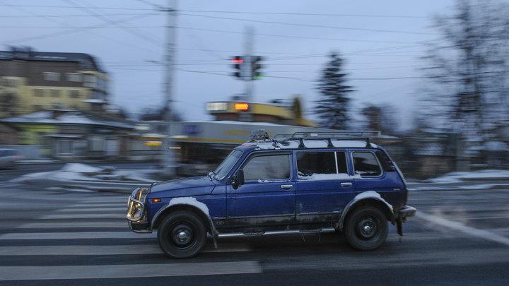 Статистика МВД говорит, что в Петербурге опаснее всего оставлять свою машину на улице
