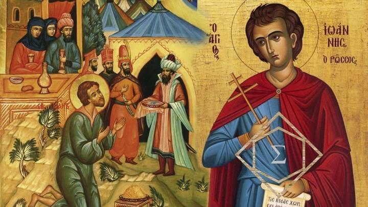 Святой, объединивший народы. Праведный Иоанн Русский. Церковный календарь на 9 июня