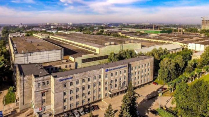Новосибирский завод «Тяжстанкогидропресс» подал иск о банкротстве