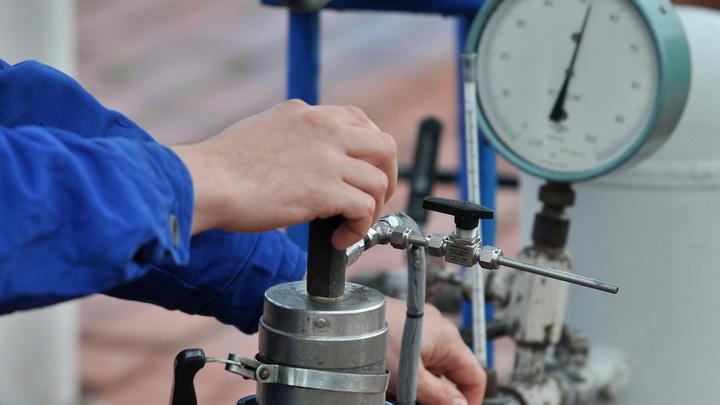 В ноябре цена европейского газа на Украине побила новый рекорд